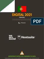 Digital 2021 Portugal