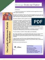 OLS Newsletter - February 2011
