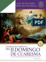 Subsidio - II Domingo de Cuaresma - Ciclo B
