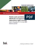 BS EN ISO 16474-3-2013