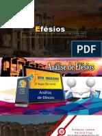 Efésios Slides