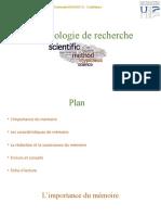 Méthodologie de recherche  LP CI 2020