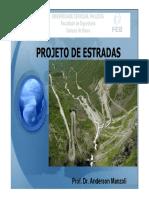 Projeto de Estradas