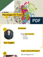 Curso Psicologia No Trade