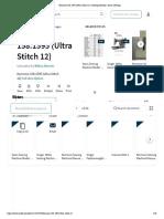 Kenmore 158.1595 (Ultra Stitch 12) _ Sewing Machine _ Seam (Sewing)