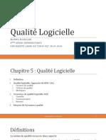Cours QualiteLogicielle