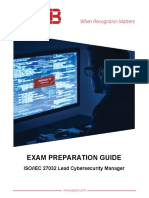 Pecb Iso 27032 Lead Cybersecurity Manager Exam Preparation Guide