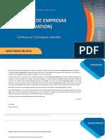 eBook Valuation 7 Principais Metodos de Avaliacao de Empresas