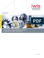 Sprockets and Drive Components Iwis