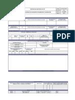 JCA-SIG-FOR-47 Registro de Incidentes de Trabajo