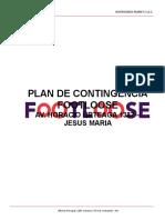 PLAN DE CONTINGENCIA FOOTLOOSE