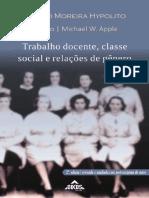 Trabalho Docente - Classe Social e Relações de Gênero - ÁLVARO HYPOLITO - E-book