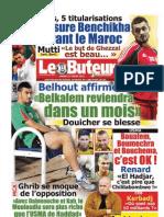 LE BUTEUR PDF du 01/03/2011