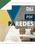 Catálogo de Paredes 3D - D&L