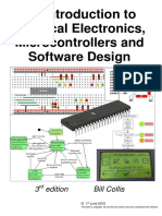 Collis B. - An Introduction to Practical Electronics, Microcontrollers and Software Design - 2015