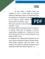Resumen de Noticias 01DIC2020