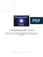 Tree Modeling Anim8or Tutorial