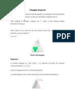 Triangulo de Pascal