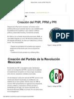 Módulo 9 G20_ Creación del PNR, PRM y PRI