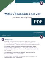 MITOS Y REALIDADES DEL VIH