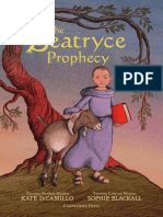 The Beatryce Prophecy Press Kit