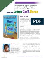 Merci Suárez Can't Dance by Meg Medina Discussion Guide
