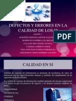 CUADERNO DE REGISTRO DE DEFECTOS. (Equipo 1)