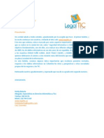 Newsletter No 2 Legal TIC