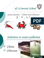 Green Saviour - Chitin and Chitosan