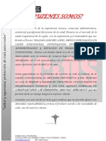 PORTAFOLIO HC&OS