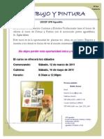 Curso Dibujo y Pintura con el pintor aguadillano Rafael Motta