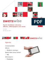 Swetswise presentation for Dutch Caribbean Libraries