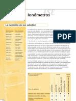 metodo de ion selectivo