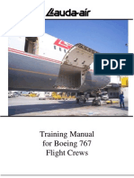 767 Training Manual - Lauda Air (1999)