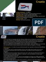 Fiche Pays Croatie