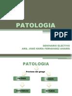 Introducción Patologia