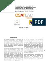 Herramientas para la Sociedad Civil (by CSAT)