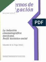 La industria cinematográfica mexicana (Parte 1)
