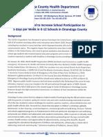 School Policy Social Distance OCHD 3-4-21