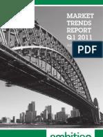 Market Trends Q1 2011