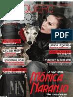 Mónica Naranjo - Yo quiero Galgos Magazine - Marzo 2011