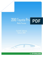 2010 Prius Technical Overview FINAL