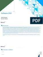 Battery Ventures Software 2021 Report