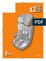 Osann I-Max SP Car Seat
