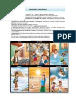 Desastres Naturales - Clase 001