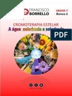 07 - Ebook - A Água Cromatizada