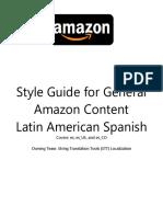 Amazon STT Style Guide - Spanish (Latin American) _2021 01 26
