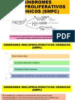 Síndromes Mieloproliferativos Crónicos (Smpc)