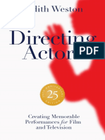 Directing Actors 25th Anniversary Edition