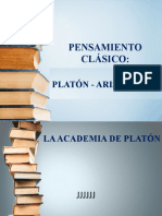 PLATÓN- ARISTOTELES